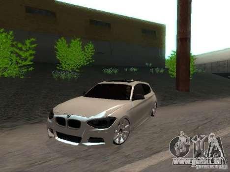 BMW M135i für GTA San Andreas