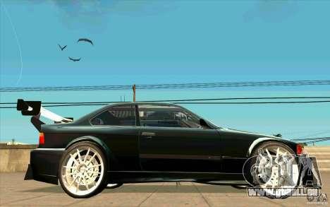 NFS:MW Wheel Pack für GTA San Andreas siebten Screenshot