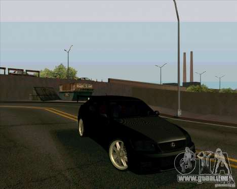 LEXUS IS300 Light tuned für GTA San Andreas
