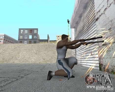 Ces manchons (manches) pour GTA San Andreas deuxième écran