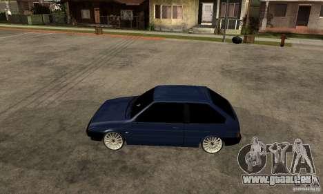 Lada VAZ 2108 für GTA San Andreas linke Ansicht