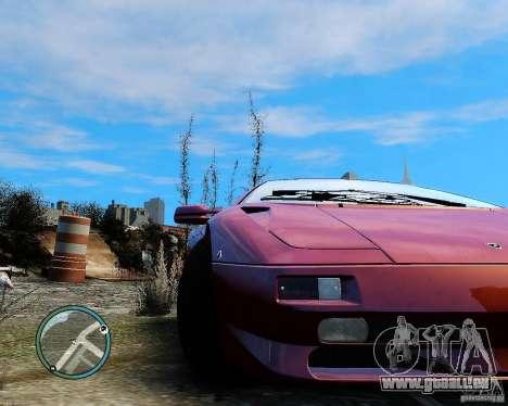 Lamborghini Diablo SV 1997 EPM v.2.3 für GTA 4 hinten links Ansicht