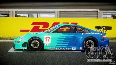Porsche GT3 RSR 2008 für GTA 4 linke Ansicht