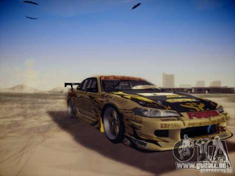 Nissan Silvia S15 Top Secret v2 pour GTA San Andreas