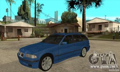 BMW 318i Touring pour GTA San Andreas