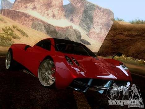 Pagani Huayra 2012 für GTA San Andreas