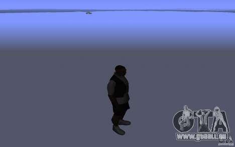 StreamMemFix2.2 pour GTA San Andreas deuxième écran