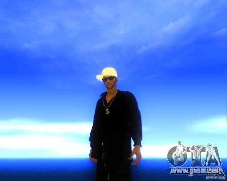 Globale grafische Änderung für GTA San Andreas fünften Screenshot