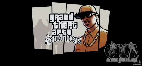 HD Loadscreens v1.01 für GTA San Andreas her Screenshot