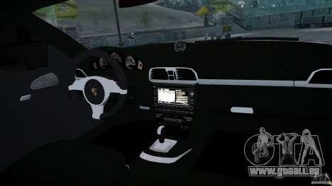 Porsche Targa 4S 2009 für GTA 4 Seitenansicht