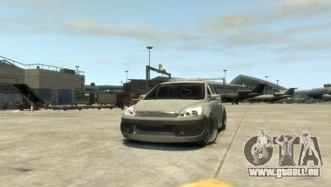 Ford Focus RS für GTA 4