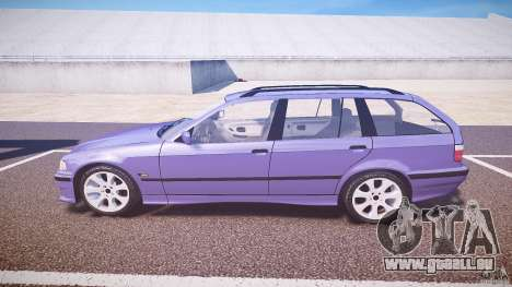 BMW 318i Touring für GTA 4 linke Ansicht