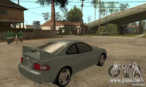 Toyota Celica GT-Four pour GTA San Andreas vue de droite