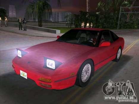 Nissan 200SX pour une vue GTA Vice City de la droite