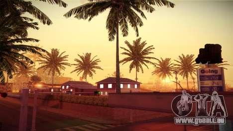 HD Trees pour GTA San Andreas deuxième écran