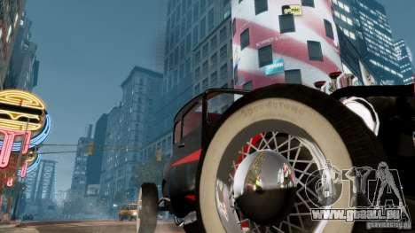 Smith 34 Hot Rod für GTA 4 Seitenansicht