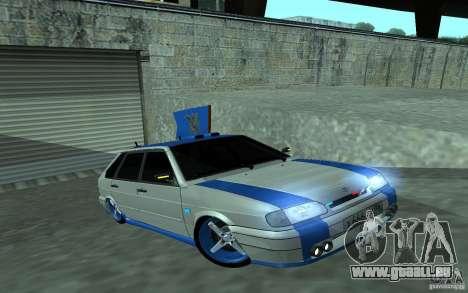 ВАЗ 2114 Nogay Tun pour GTA San Andreas