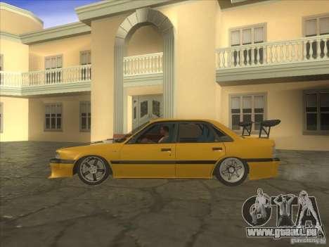 Mazda 626 DRIFT pour GTA San Andreas laissé vue