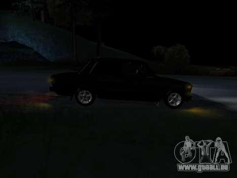 21065 VAZ v2.0 pour GTA San Andreas vue de côté