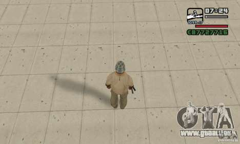 Euro money mod v 1.5 20 euros I für GTA San Andreas zweiten Screenshot