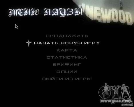 GTA SA - Black and White für GTA San Andreas siebten Screenshot