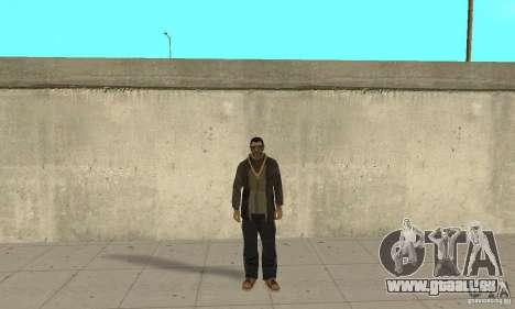 Niko Bellic für GTA San Andreas