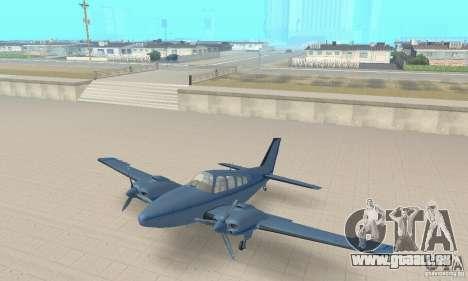 Beechcraft Baron 58 T pour GTA San Andreas