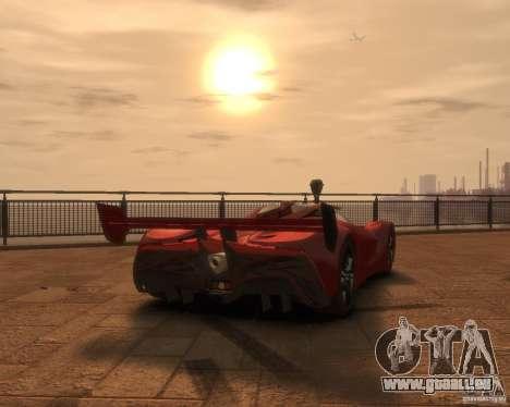 Mazda Furai für GTA 4 linke Ansicht