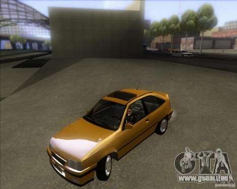 Chevrolet Kadett GSi 2.0 (1991-1995) pour GTA San Andreas