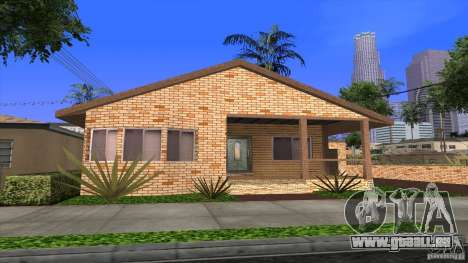 Neue Texturen von Häusern und Garagen für GTA San Andreas