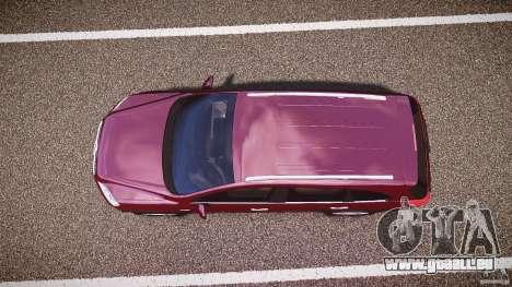 Chevrolet Captiva 2010 Final pour GTA 4 Vue arrière