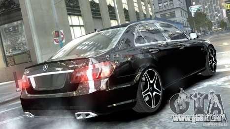 Mercedes-Benz E63 AMG für GTA 4 linke Ansicht