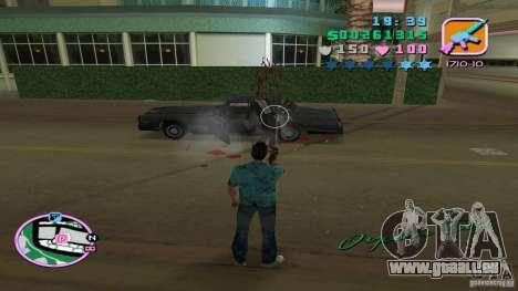 Fotografieren mit einer Hand für GTA Vice City fünften Screenshot