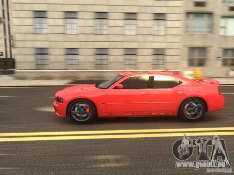 Dodge Charger SRT8 2006 pour GTA 4 est un côté