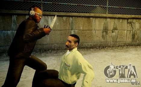 B.A.K. Knife pour GTA 4 quatrième écran