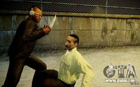 B.A.K. Knife für GTA 4 weiter Screenshot