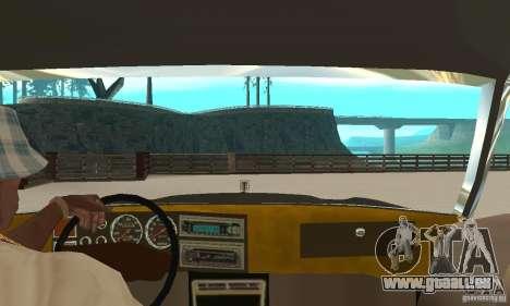 Chrysler Le Baron 1978 für GTA San Andreas rechten Ansicht