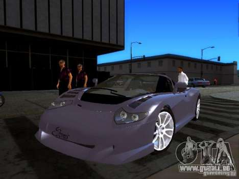 B Engineering Edonis pour GTA San Andreas