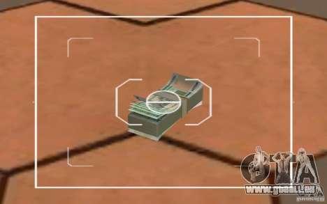 Neue belarussischen Geld für GTA San Andreas dritten Screenshot