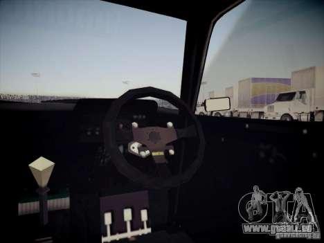 Ford Escort MK2 Gymkhana für GTA San Andreas Seitenansicht