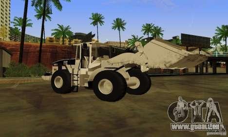 Bouteur CAT pour GTA San Andreas