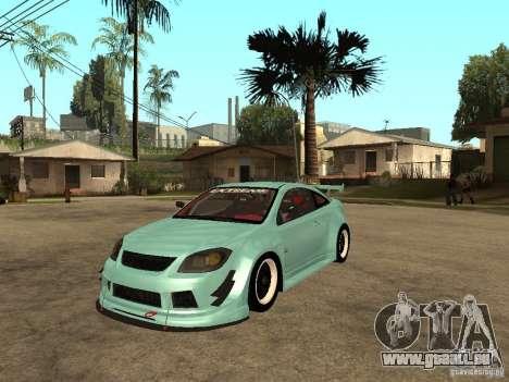 Chevrolet Cobalt SS NFS Shift Tuning pour GTA San Andreas