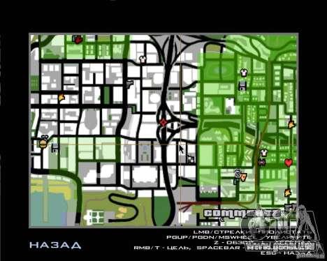 Clochards dans la ruelle pour GTA San Andreas sixième écran