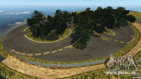 Bihoku Drift Track v1.0 pour GTA 4 quatrième écran
