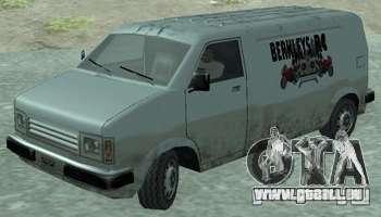 RC mod pour GTA San Andreas deuxième écran