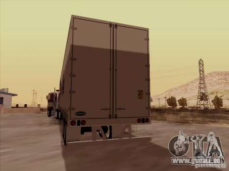 Hell Riders American pour GTA San Andreas laissé vue