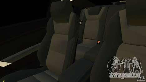 Hyundai Genesis Coupe 2010 für GTA 4 Seitenansicht