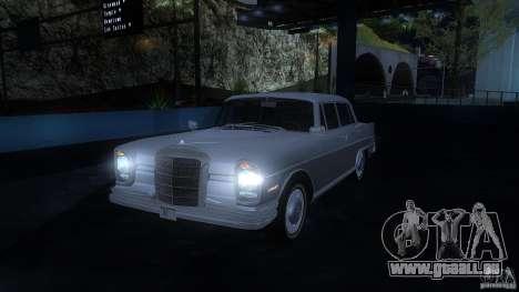 Mercedes-Benz 300SE US pour GTA San Andreas