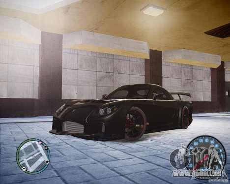 Mazda RX-7 FD3S Veilside pour GTA 4
