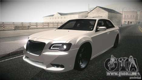 Chrysler 300 SRT8 2012 für GTA San Andreas